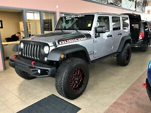 2017 Jeep Rubicon RECON EDITION MOPAR LIFT AND OFFROAD EXTRAS