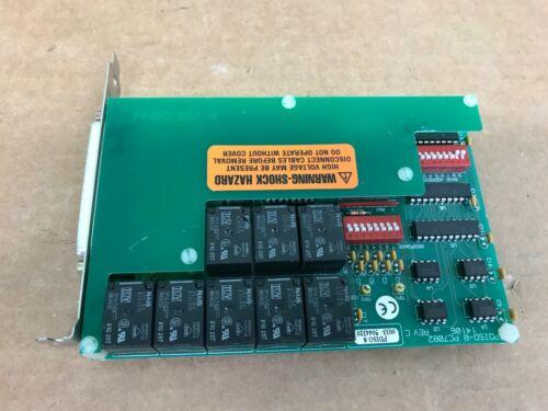 Measuring Computing CIO-PDISO-8 PC7082 Data Acquisition Measurement Card PDISO8
