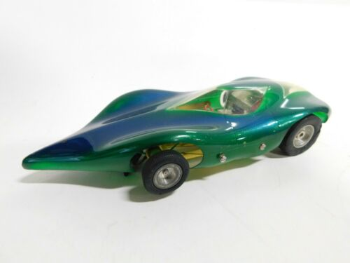 GARVIC SONIC NEEDLE COMPLETE 1/24 SLOT CAR Used