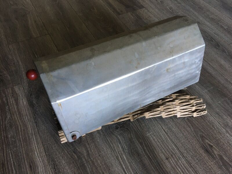 Custom Heavy Duty Steel Mailbox