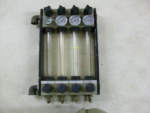 WATER FLOW REGULATOR   4 ZONE   (EMI/WHITMAN)