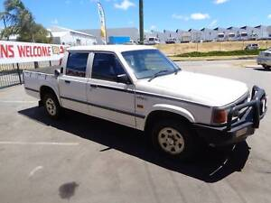 AUTO AIR COND 1997 Ford Courier Ute