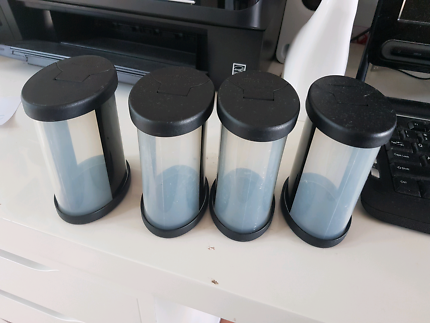 Tupperware Spice Containers