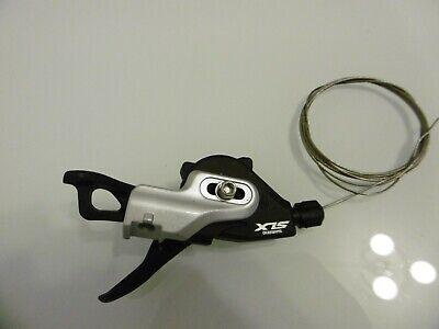Shimano Deore SLX SL-M670 links 2//3-Fach I-Spec B Trigger//Schalthebel NEU