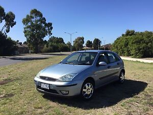 Ford focus low km Roxburgh Park Hume Area Preview
