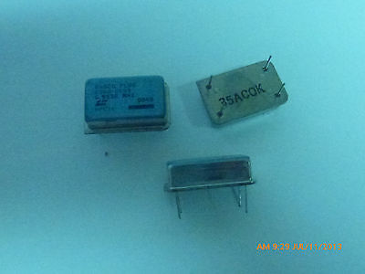 Rasco Plus 6.5536mhz 6.5536 Mhz Crystal Oscillator Clock Module Can Ic 4 Pin