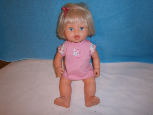 "Mattel ""Ah Choo"" Talking & Sneezing Doll"