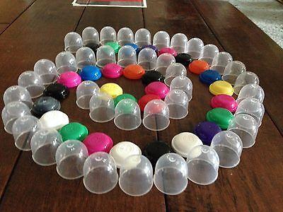 30 1.1 Empty Capsules Vending Candy Bulk Toys Gift Favor Stockingstuffers Acorn