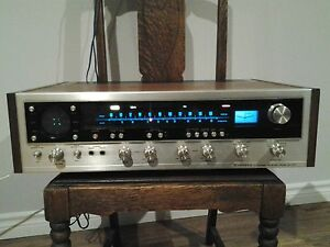 Pioneer 4 channel receiver