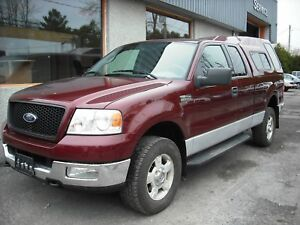 Ford F-150 Super cabine. XLT 4 RM 2004