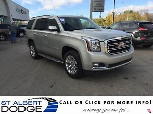 2016 GMC Yukon SLT | HEATED/AC LEATHER | BACK CAM | NAV