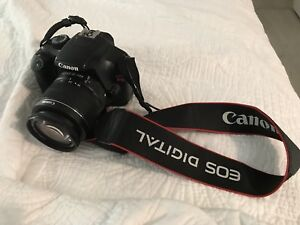 Canon eos Rebel T3 digital camera