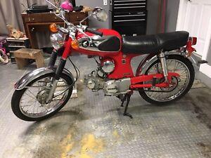 1967 Honda s90