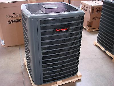 4 ton 14 SEER Cozy Master™ central AC unit gsx140481 air condition condensing