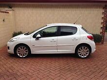 2012 Peugeot 207 Sportium Hatchback *REDUCED**QUICK SALE* Kalamunda Kalamunda Area Preview
