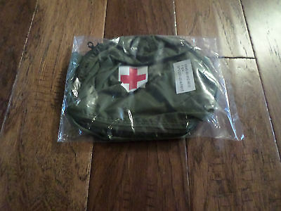 U S Military First Aid Kit Pouch General Purpose Vehicle Or Aircraft Attachments