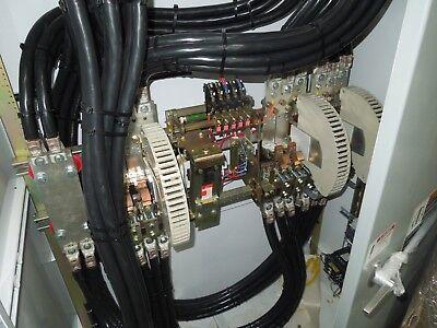 Abb Iorr 2000-30 Ara6c 2000a 3p 500v50v Dc Contactor Used