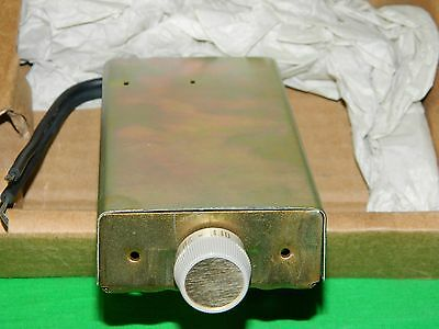 Bendix Friez 83-24m Humidistat Humidity Control Cut Off Switch Part1133900-9m