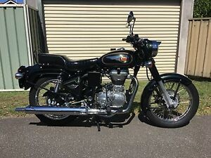 FOR SALE MOTORBIKE ROYAL ENFIELD BULLET 500 Stockton Newcastle Area Preview
