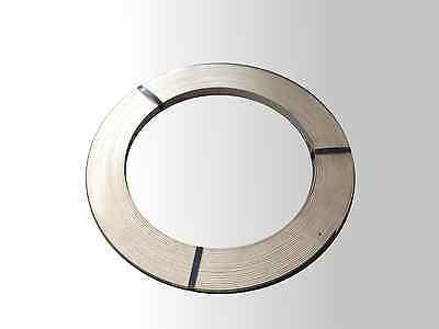 Edelstahl V4A (1.4404)  Erdungsband, Blitzschutz, 25kg, 30m Ring 30x3,5mm