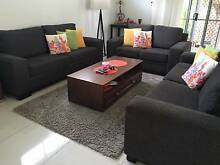 Aust made 3 piece lounge set with bonus rug, coffee & lamp tables Punchbowl Launceston Area Preview