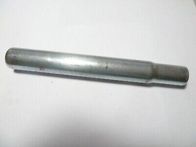 Tige de selle bmx chrome diam 22,2mm l350mm Accessoire Vélo