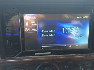 Pioneer touch screen stereo/dvd/navi/back up camera controls.