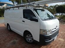2007 Toyota Hiace Van Scarborough Stirling Area Preview