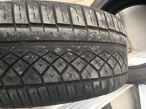 2 Continental extreme contact 245/45/18