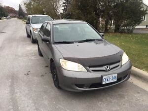 2005 Honda Civic Special Edition