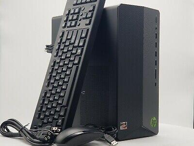 HP Gaming PC - AMD Ryzen 5 - 16GB Memory - 256GB M.2 SSD - GeForce GTX1650 Super