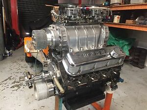 Big block chev Mount Pritchard Fairfield Area Preview