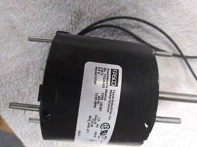 Refrigeration Evaporator Motor