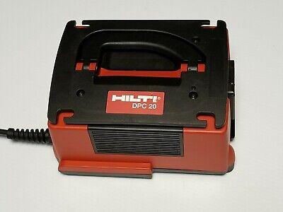 Hilti Power Converter Dpc 20for Dg 150only Power Converter Pre Owned.