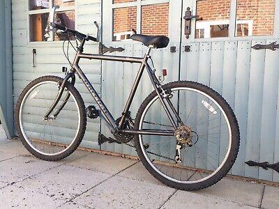 raleigh mountain bike used