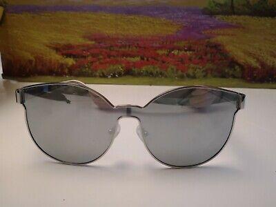 Karen Walker One Sunglasses Silver