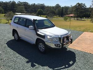 2011 Toyota LandCruiser Wagon Forster Great Lakes Area Preview