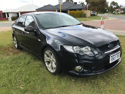 Ford XR6 Limited Edition LOW KM Leather Interior
