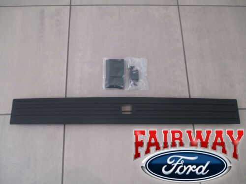 Tailgate Cap Flexible Flex Step Pad Molding Trim Kit for 2015-2020 Ford F150