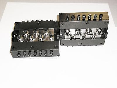 New Tak 03 2 Plane Precision Wire Straightener .060-.110