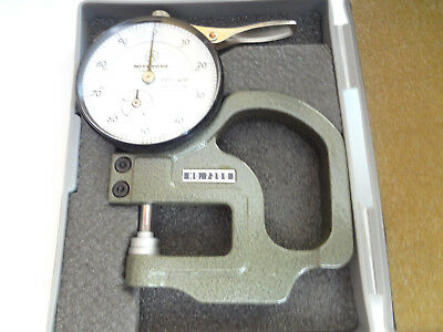 Mitutoyo Dial Thickness Gage No. 7300