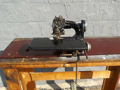 Industrial Sewing Machine Dearborn Model 9 Blindstitch