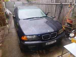 1998 BMW 318i Campbelltown Campbelltown Area Preview