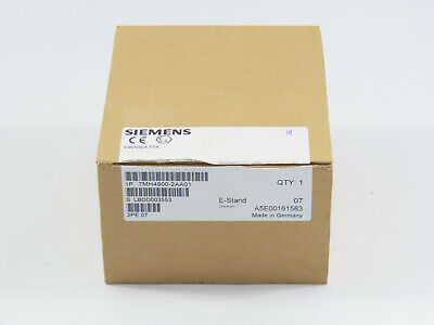 New Siemens Siwarex Fta Weighing Module 7mh4 900-2aa01 7mh49002aa01