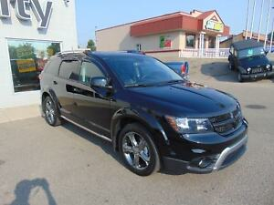 2017 Dodge Journey Crossroad All Wheel Drive