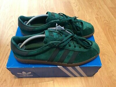 BNIBWT Adidas Originals Bermuda Green - UK 9 - EU 43 1/2 - US 9 1/2