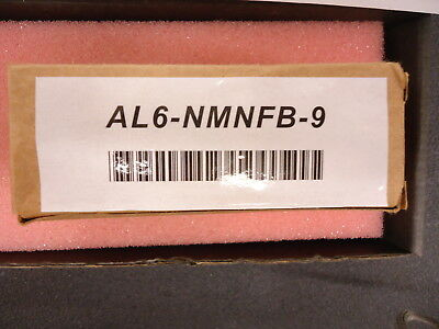 Al6 Nfnfb 9 L Com N Male To N Female Bulkhead Brand New