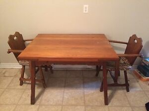 Sturdy kitchen table - MUST GO TODAY