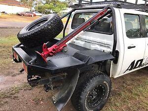 Custom ute tray dual cab 4x4 comp Kurri Kurri Cessnock Area Preview