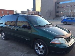 2002 Ford Windstar Sport 7 seater